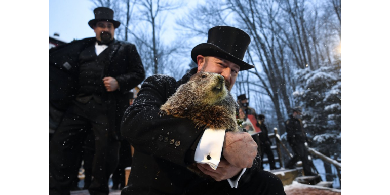 Gifts for Groundhog Day