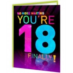 Age Cards - 18