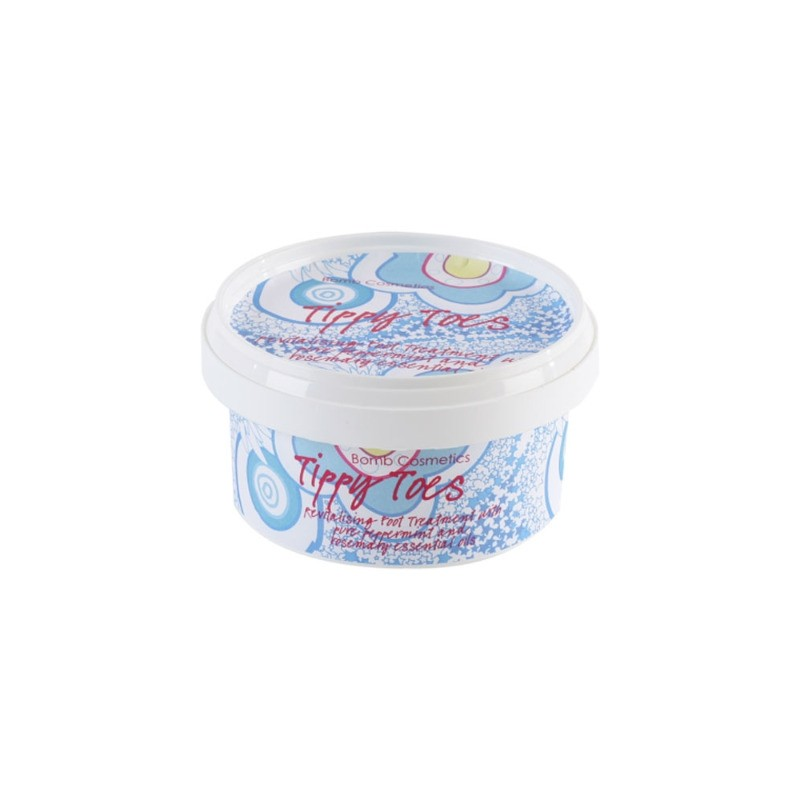 Tippy Toes Revitalising Foot Lotion - 210ml