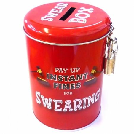 Fine Tins - Swearing