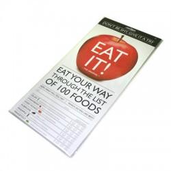 Eat It Wall Chart