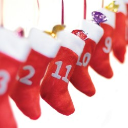 Christmas Stocking Advent