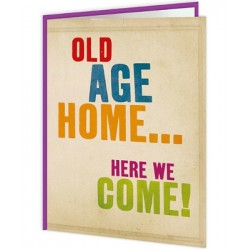 Word Up! - Old Age Home