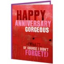 Word Up! - Happy Anniversary Gorgeous