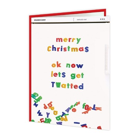 Christmas Titles - Let's Get Twatted