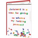 Christmas Titles - Time For Giving