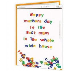 Cheeky Titles - Best Mum In...