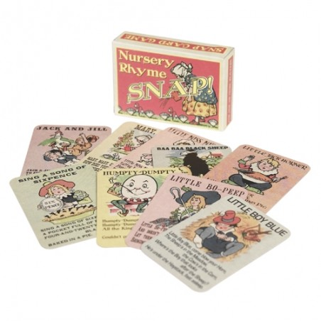 Vintage Snap Cards
