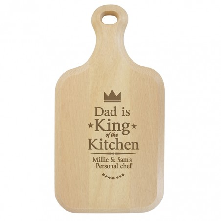 Personalised - King Chopping Board