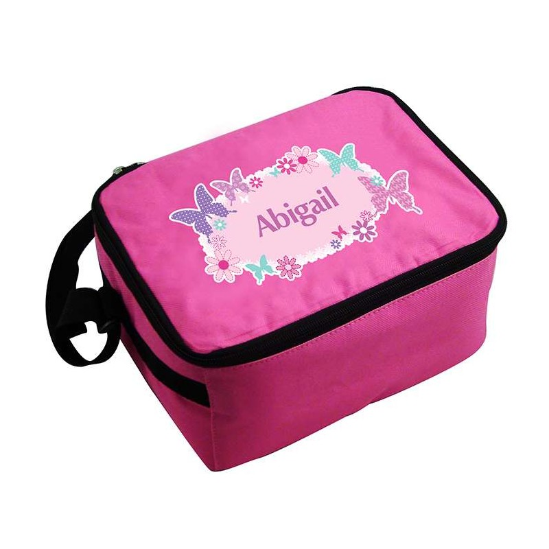 Personalised - Butterfly Lunch Bag