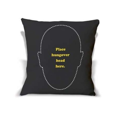 Hungover Cushion