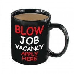 Blow Job (Heat Changing) Mug