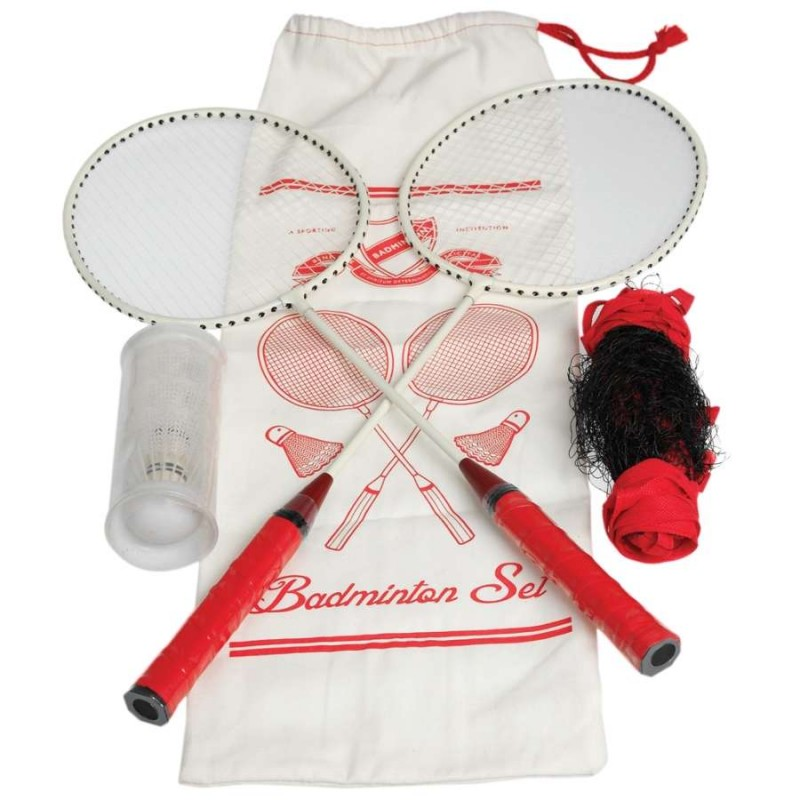 Traditional Badminton Set