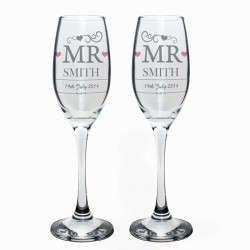 Personalised - Mr & Mr Pair...