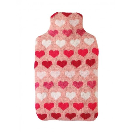 Knitted Body Warmers - Hearts