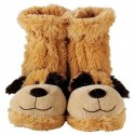Fun For Feet Slipper Socks - Dog