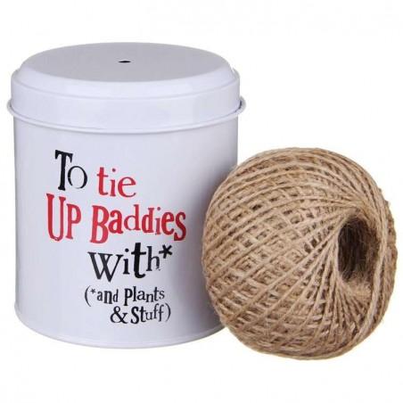 String Tin - Tie Up Baddies With