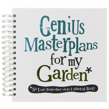 Genius Masterplans for My Garden Journal