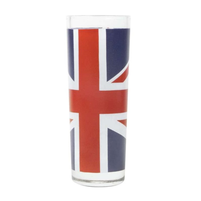Union Jack Shot Glasses - 4 Pack