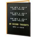 Board Silly - Jolly Good Fellow