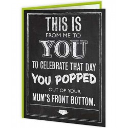 Chalk - Your Mum's Front...