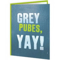 Word Up! - Grey Pubes, Yay!