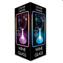 Flashing Wine Glass