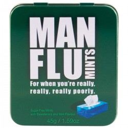 Man Flu Mints