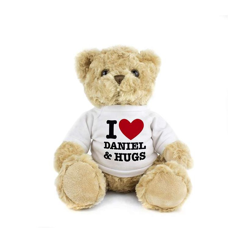 Personalised - I HEART Teddy