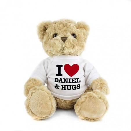 Personalised - I HEART Teddy
