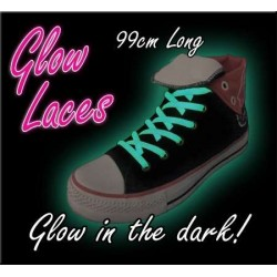 Glow Shoelaces (Green)