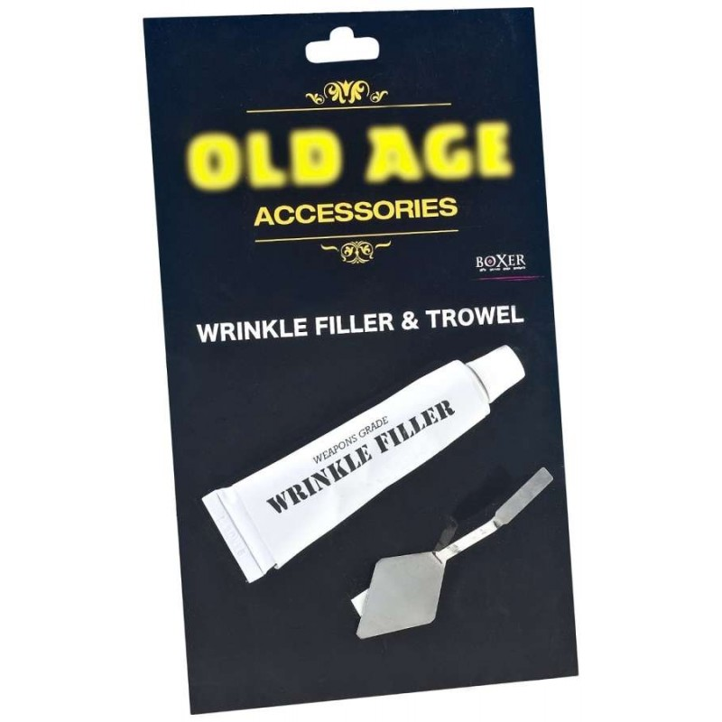Old Age Wrinkle Filler