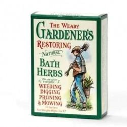 Weary Gardener's Bath Herbs
