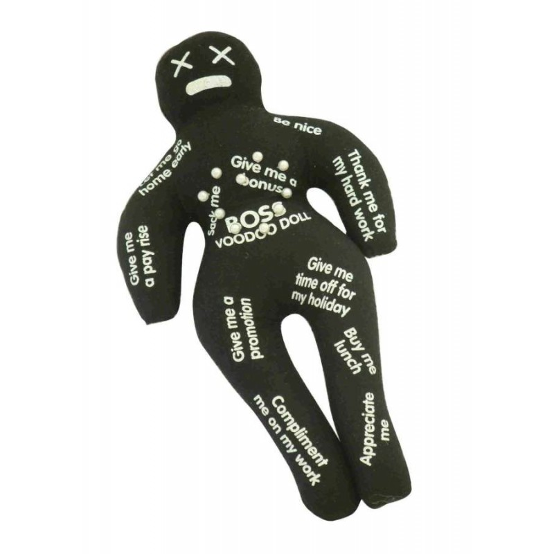 "Voodoo ""Boss"" Doll"