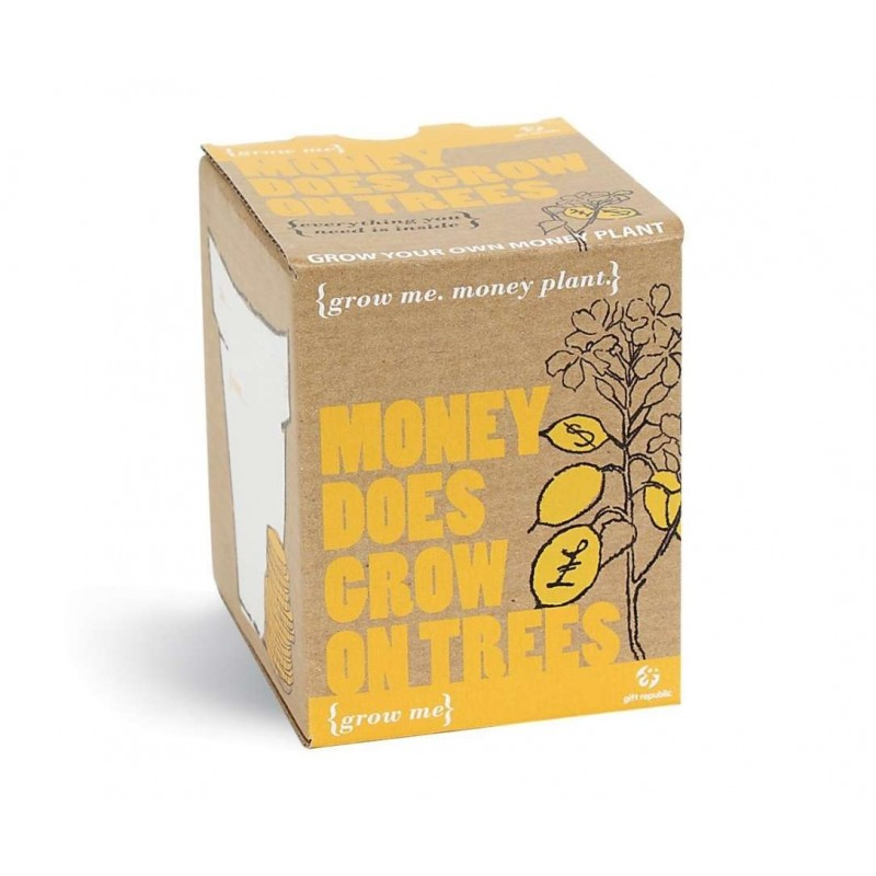 Grow Me - Money Does Grow On Trees