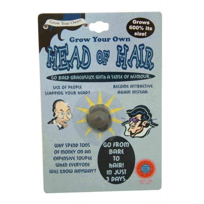 Grow A Head Of Hair