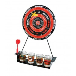 Dizzy Darts Drinking Game