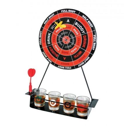 Dizzy Darts Drinking Game