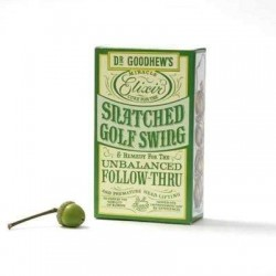 Cure For Golf Swing