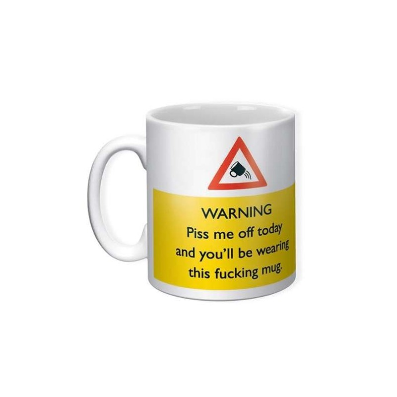 Warning - You'll Be Wearing This Mug