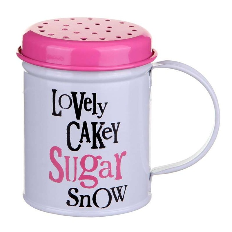 Lovely Cakey Sugar Snow - Sugar Shaker