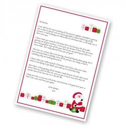 Personalised - Santa Letter