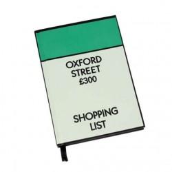 Monopoly Shopping List...