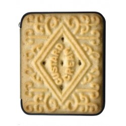 Custard Cream Printed iPad...
