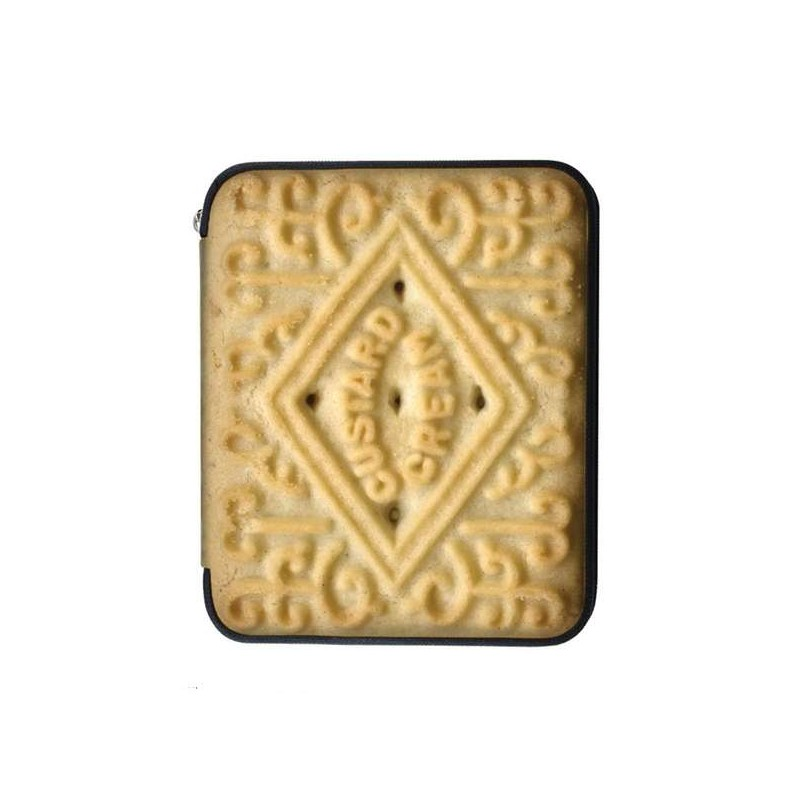 Custard Cream Printed iPad Cover