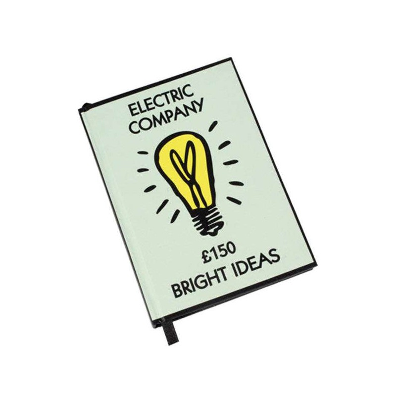 Monopoly Bright Ideas Notebook