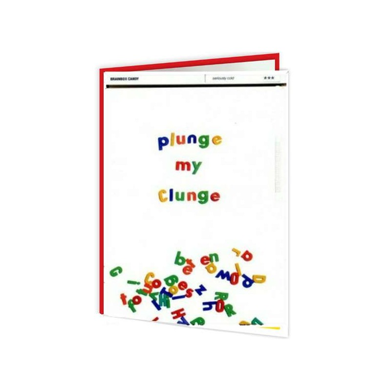 Cheeky Titles - Plunge My Clunge
