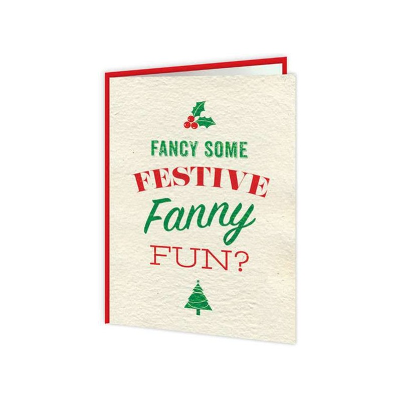 Turkey! - Festive Fanny Fun