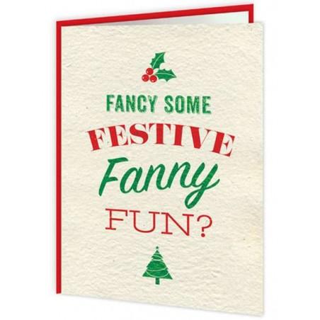 Turkey! - Festive Fanny Fun