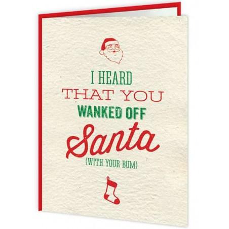 Turkey! - Wanked Off Santa